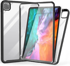 iPad Pro 12.9 Case 2020 with Builtin Screen Protector Cover Full-Body Shockproof