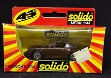 66164 Solido 1/43 - n. 1204 - Porsche 934 - mint in box