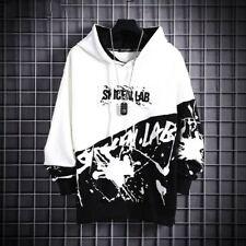 Sudaderas Con Capucha De Estilo Hip Hop Para Hombre Abrigo Deportivo Casual Moda