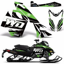 Decal Graphic Wrap Kit Ski Doo Skidoo Sled Snowmobile REV XS Renegade MXZ 13+ WD