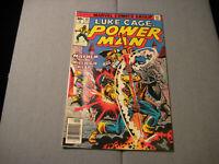 Luke Cage Power Man #39 (1977 Marvel)