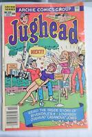 VTG 1982 Archie Comics JugHead #325 2nd Cheryl Blossom