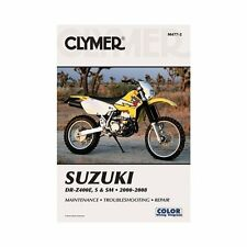 repair manuals literature ebay rh ebay com 04 DRZ 400 DRZ 400 Years and Colors