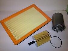 Seat Alhambra 1.9 Turbo Diesel Service Kit Oil + Air + Fuel Filter 2003-Onwards