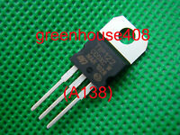 10PCS Brand New TIP122 122 NPN Darlington Transistors TO-220 ST (A138)