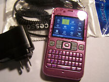 Sanyo Juno SCP-2700 Pink QWERTY Camera GPS Bluetooth Speaker SPRINT Cell Phone