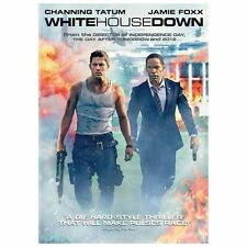 White House Down (DVD, 2013) Channing Tatum Jamie Foxx, PG Die Hard Thriller