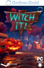 Witch It Key - Steam Game PC Download Code Online Spielbar [Action] [DE/Global]