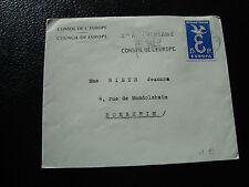 FRANCE - enveloppe 195? (cy54) french