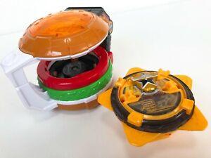 DHL Premier Navire Power Rangers Ninja Acier Ninninger Étoile Burger Morpher