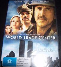 World Trade Center (Oliver Stone Film) (Australia Region 4) DVD - NEW
