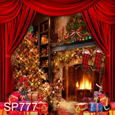 XMAS 10x10 FT CP (COMPUTER PRINTED) PHOTO SCENIC BACKGROUND BACKDROP SP777