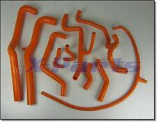 VR6 Passat 2.8 2.9 Tuyau de Radiateur Set Refroidisseur Cycle L'Eau Orange Neuf