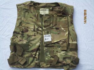 Cover Body Armour ECBA,IS,MTP,Splitterschutz Westenbezug,Multicam,Gr.170/112