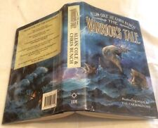 Allan Cole and Chris Bunch The Warrior's Tale 1st Ed ** SIGNED COPY **