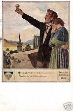 14445/ Künstlerkarte Deutscher Schulverein, Karte Nr. 559