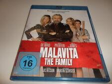 Blu-Ray  Malavita - The Family
