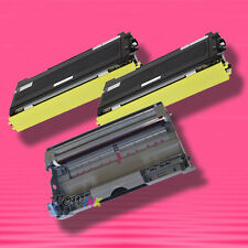 3P TONER+DRUM for Brother TN-350 TN350 DR-350 DR350 MFC-7220 MFC-7225N