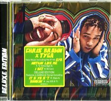 Chris Brown & Thiga - Fan Of A Fan CD Deluxe (nuovo album/disco sigillato