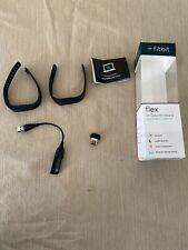 Fitbit Flex Wireless Activity Wristband/set - Black