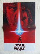 Star Wars - The Last Jedi - Poster 2-seitig 44x28cm 2017