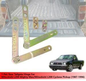 Tailgate Hinge Fit Mitsubishi L200 Mighty Max / Cyclone Pickup 1987 - 1996