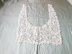 Antique Honiton Lace Collar