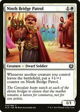 Magic MTG Tradingcard Kaladesh 2016 Ninth Bridge Patrol 22/264