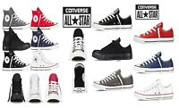 Original Converse All Star Chuck Taylor Men Women Unisex High Hi Low Top Trainer