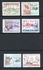 Liberia 1957 Child Wefare. Complete used set. One postage for multiple buys.