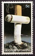 Bophuthatswana 1980 Mi 55 Antirookcampagne, Stop smoking campaign MNH