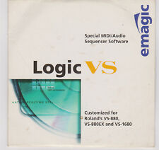 Logic VS Computer DAW for Roland Workstations  - Hard to find Software !!!!!!!!!