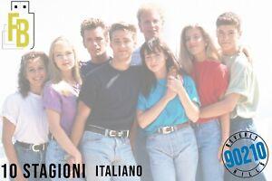 Beverly Hills 90210 Dvd Serie tv Lingua italiana