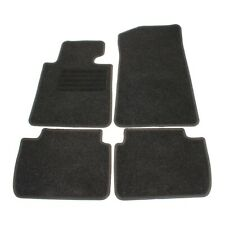 Felpudos 3er bmw e36 convertible m3 calidad original gamuza coche alfombra 4-pzas.