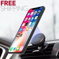 360° Car Magnetic Dashboard Air Vent Mount Cell Phone Holder for iPhone X XS 7 8