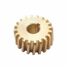 Bridgeport Milling Machine B08 Automatic Feed Copper Gear Copper Worm Wheel