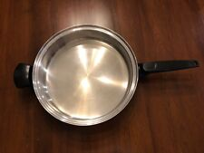 Lifetime Cookware 11 inch skillet high quality stainless steel