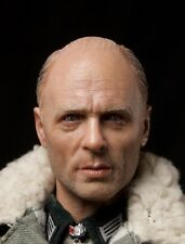 1/6 12 DID 3R DRAGON ENEMY AT THE GATES GERMAN MAJOR KONIG ED HARRIS HEAD SCULPT