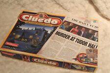 Waddingtons Cluedo The Classic Detective Game - Murder At Tudor Hall - 2000 MINT