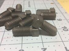 Square Head Set Screw 1/2 - 13 X 1 Cup Point Steel (Qty 10) #R950