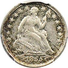 С изображением сидящей Свободы (1837 - 1873 гг.)