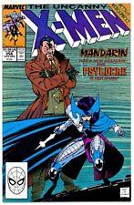 UNCANNY X-MEN #256(12/89)1:LADY MANDARIN(PSYLOCKE)STORM/WOLVERINE(CGC IT)9.8(HOT