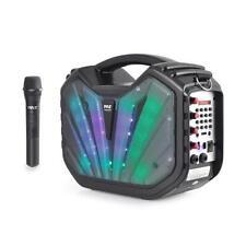Pyle PWMA285BT Portable Bluetooth Karaoke MP3/USB/SD/FM Radio Speaker System