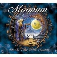 "MAGNUM ""INTO THE VALLEY OF THE MOON KING"" CD+DVD NEU"