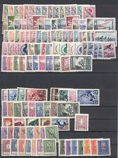 Serbien komplette postfrische Sammlung