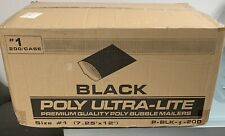 New listing Poly Ultra Light Bubble Mailers - 8 Cases - 200 Pcs Per Case - 7.25� X 12�