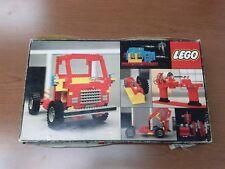 Vintage Rare 1978 LEGO 956 Technic Auto Car Chassis Expert Builder Set