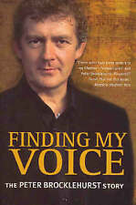 Finding My Voice by Peter Brocklehurst Large Paperback 20% Bulk Book Discount
