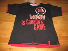 HOCKEY IS CANADA'S GAME (XL) T-Shirt