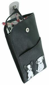 Mala Leather Best Friends Collection Leather Glasses Case 5156_65